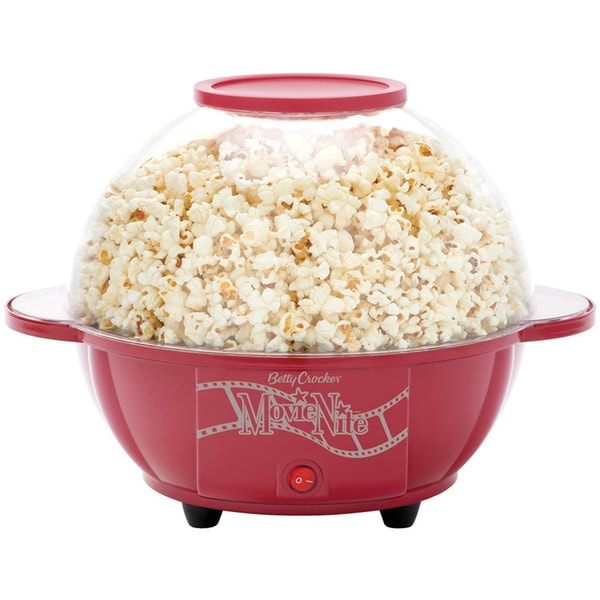 Betty Crocker BC-2970CR Cinema-Style Popcorn Maker