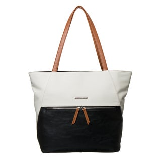 Nine West Clean Canvas Tote