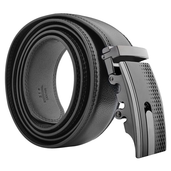 zodaca black carbon fiber 51 inch automatic buckle