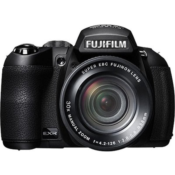 FujiFilm HS28EXR Black 16MP 30x Optical Zoom Digital Camera