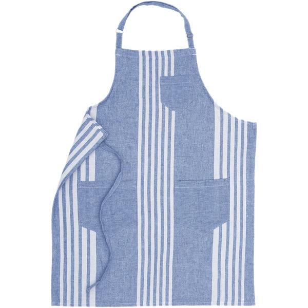 Boutique Style Turkish Cotton Striped Apron