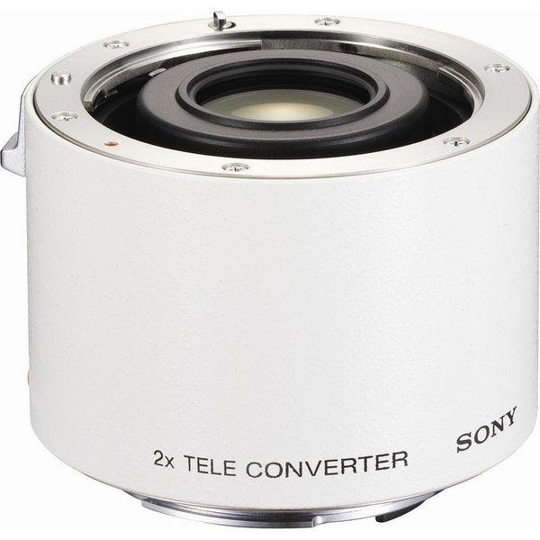 Sony SAL-20TC 2x AF Teleconverter - for Select Sony & Maxxum AF SSM & APO Lenses