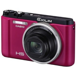 Casio Exilim EX-ZR1500 Pink Digital Camera