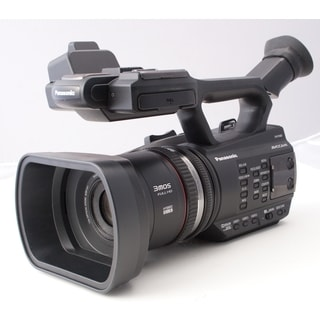 Panasonic AG-AC90A AVCCAM Handheld Camcorder