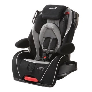 Safety 1st Alpha Omega Elite Convertible Car Seat in Quartz