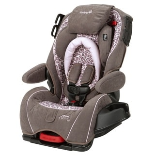 Safety 1st Alpha Omega Elite Convertible Car Seat in Pretty Paws
