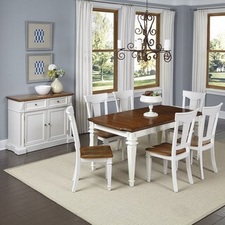 Americana 7-piece Dining Set with Buffet