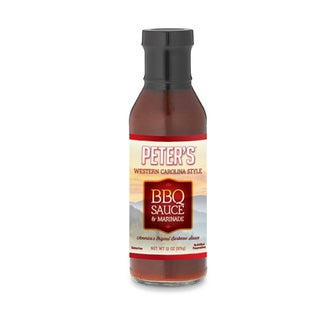 Purely American Peter's Carolina Style BBQ Sauce (Set of 6)