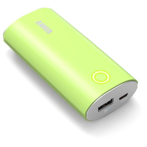 Anker 2Nd Gen Astro 6400Mah External Battery Pack With PowerIQ Technology - Green