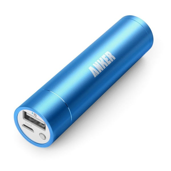 Anker Astro Mini 3200Mah External Battery With PowerIQ Technology - Blue