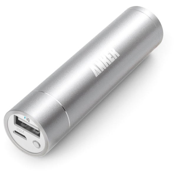 Anker Astro Mini 3200Mah External Battery With PowerIQ Technology - Silver