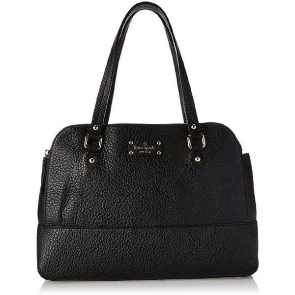 Kate Spade New York Grove Court Lainey Black Shoulder Bag