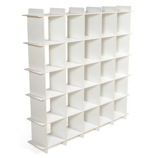 Sprout Modern 25-cubby Shelving Unit