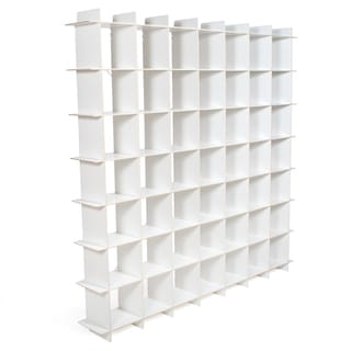 Sprout 49-cubby Large Bookcase