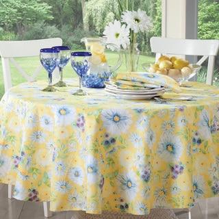 Dena Home Eden Floral Tablecloth