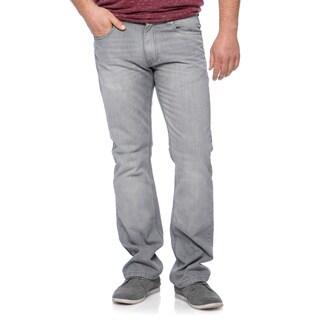 Riff Stars Men's Light Grey Denim Jeans