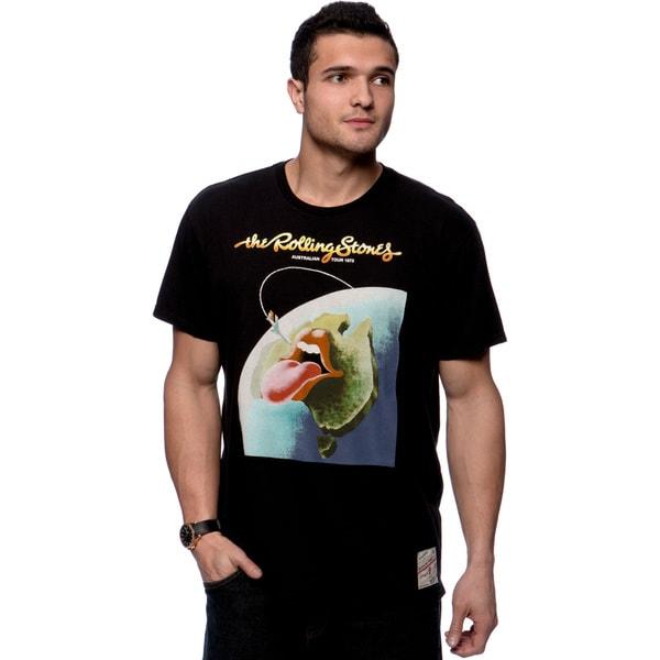 Riff Stars Men's Black Aussie Tour T-shirt