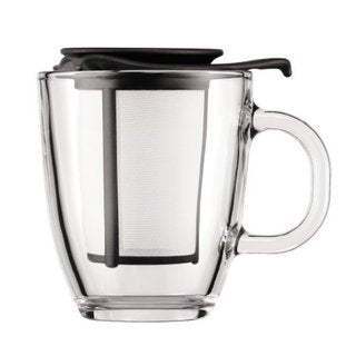 Bodum Yo-Yo Set Mug and Tea Strainer