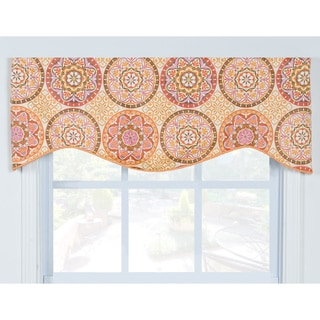 Moorish Modern Shaped Valance