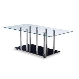 Contempo Glass Coffee Table