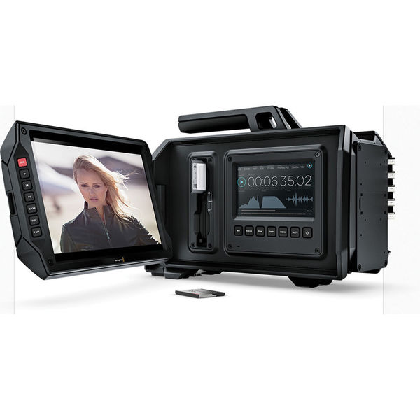 Blackmagic Design URSA 4K Digital Cinema Camera (Canon EF Mount)