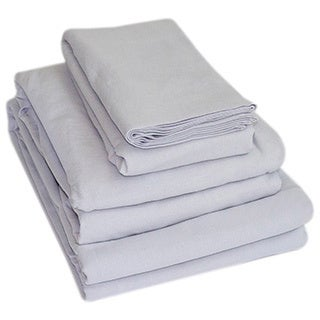 Natural Living Linen/Cotton Blend Sheet Set