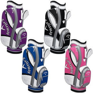 Callaway Womens 2014 Solaire Cart Bag