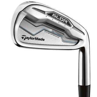 TaylorMade Men's SLDR 4 Thru PW, AW Iron Set