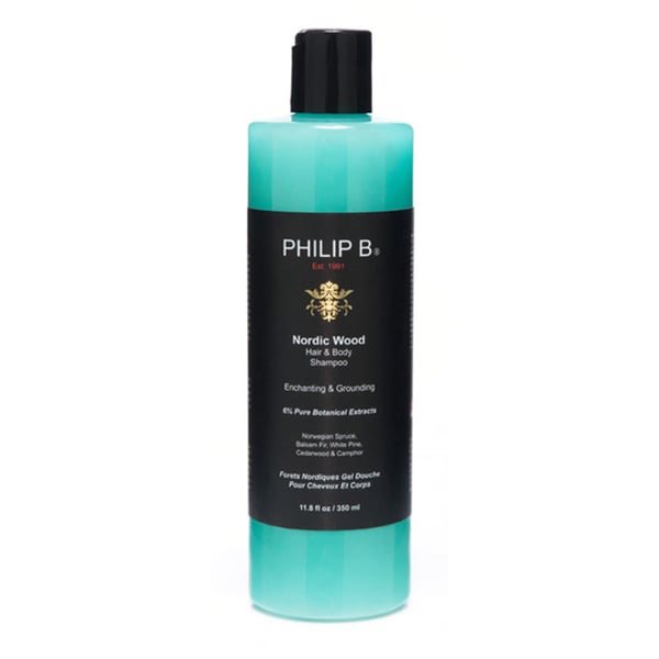 Philip B Nordic Wood 32-ounce Hair & Body Shampoo