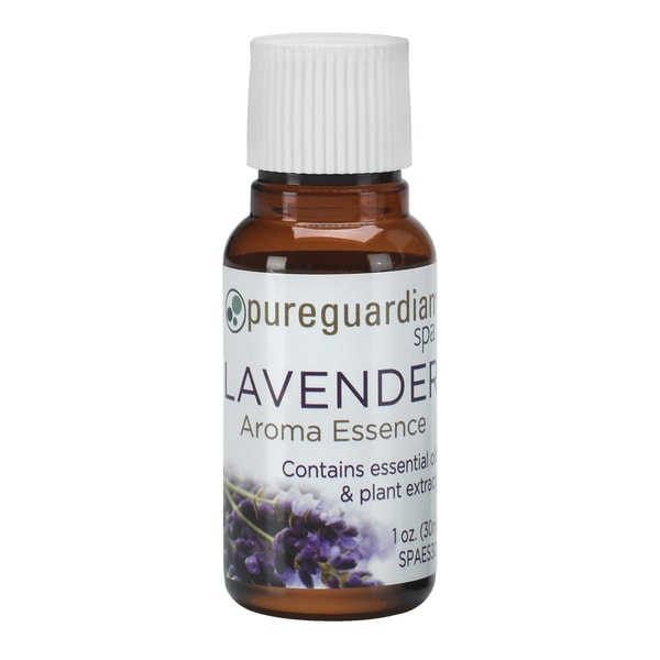 Pureguardian Spa 1-ounce Lavender Essence Oil