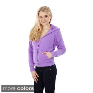 Dinamit Juniors Zip-up Fleece Hoodie