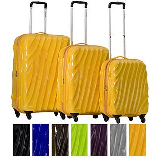 CalPak 'Romo' Expandable 3-piece Hardside Spinner Luggage Set