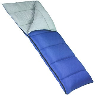 Aldi Summer 40-degree Blue Sleeping Bag