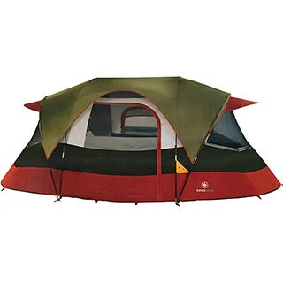 SwissGear Valais 7-person Family Dome Tent