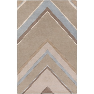 Candice Olson : Hand-Tufted Wright Geometric Indoor Rug (9' x 13')