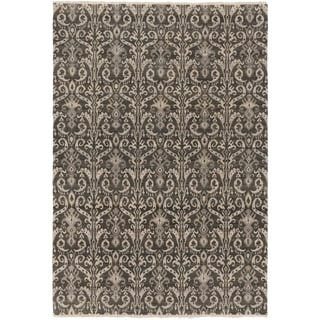 Hand-Knotted Lukas Ikat Wool Rug (9' x 12')