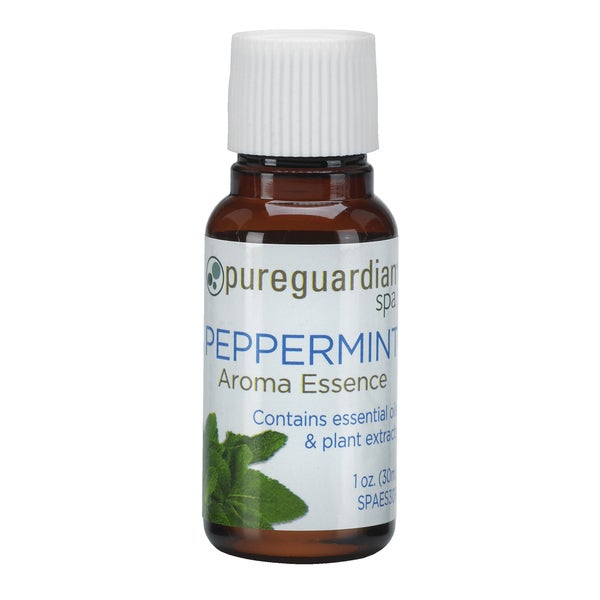 Pureguardian Spa 1-ounce Peppermint Essence Oil