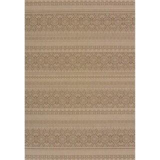 Flat-weave Terrace Catrina Indoor/Outdoor Area Rug (7'10 x 10'6)