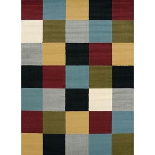 Nellie Multi-color Accent Rug (1'10 x 3')