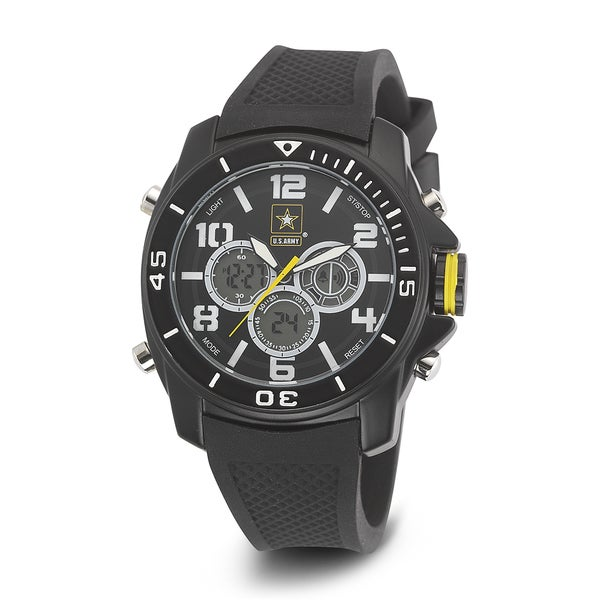 Wrist Armor Men's 37200004 U.S. Army C24 Watch