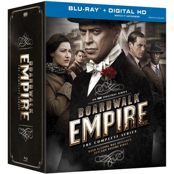 Boardwalk Empire: The Complete Series (Blu-ray Disc) 14954092