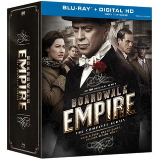 Boardwalk Empire: The Complete Series (Blu-ray Disc)