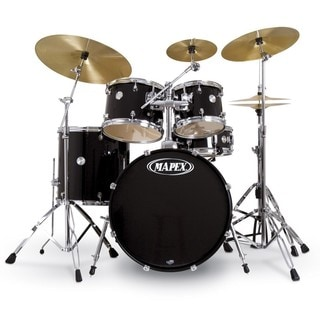 Mapex Voyager Jazz 5-piece Place Drum Set with Cymbals