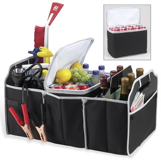 As Seen On TV EZ Storage Solutions Trunk Organizer and Cooler