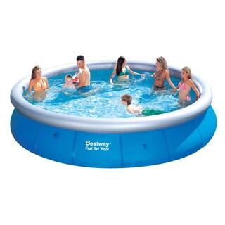"""Bestway Fast Set Pool 12' Round x 36"""" Deep"""