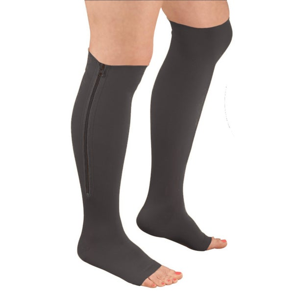 As Seen On TV Zipper Compression Sock