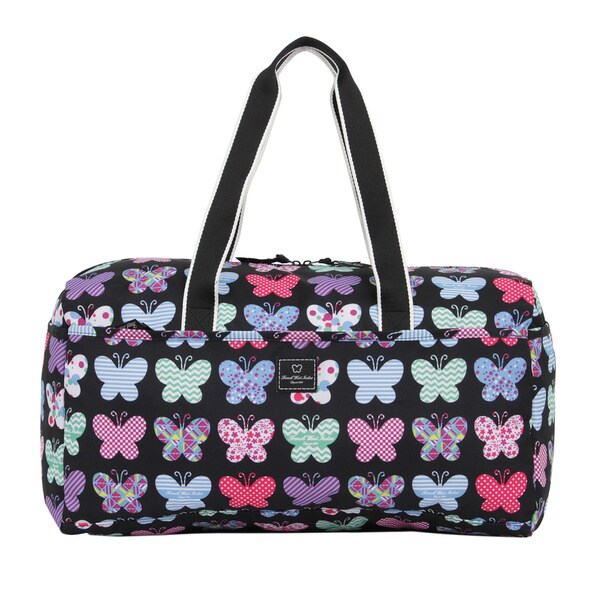 French West Indies 21-inch Carry-on Soft Duffel Bag