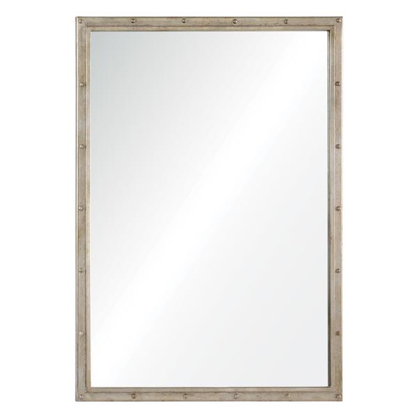 Renwil Criterion Steel Mirror
