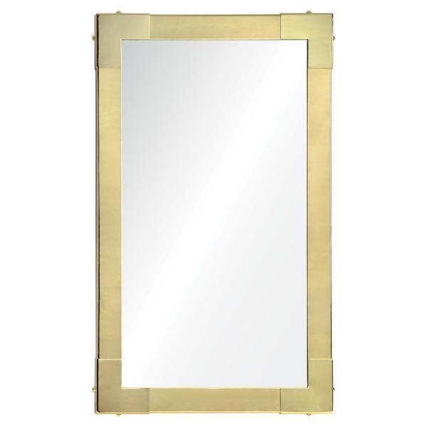 Renwil Constantine Metal Mirror