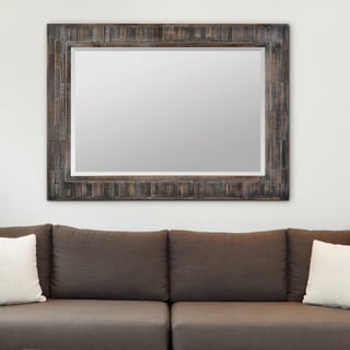 Renwil Liuhana Wood Mirror